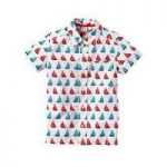 KD MINI Boys Boat Shirt (2-6 years)