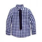 KD MINI Boys Check Shirt (2-6 yrs)