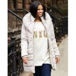 Lovedrobe Quilted Padded Collar Jacket
