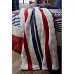 Stars And Stripes Throw 120X150