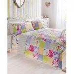 Palonia Patchwork Quilted Throwover