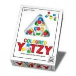Coloured Yatzy Skill Game