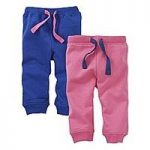 KD BABY Girls Pack of Two Joggers